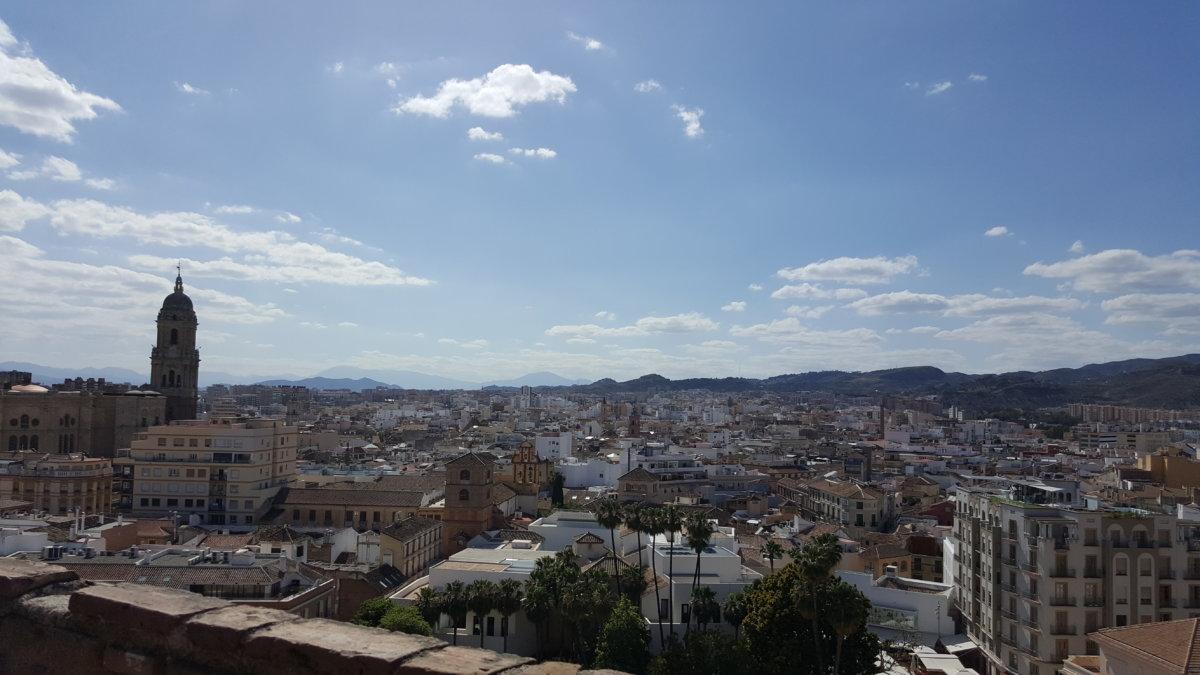 Auf Schatzsuche in Málaga
