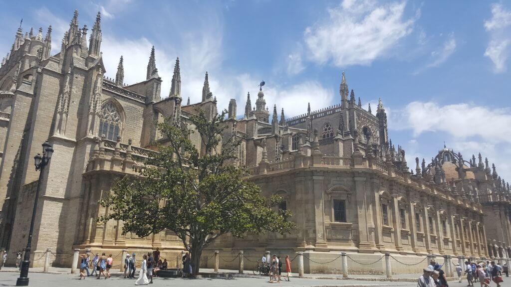 Die Kathedrale von Sevilla - Santa María de la Sede