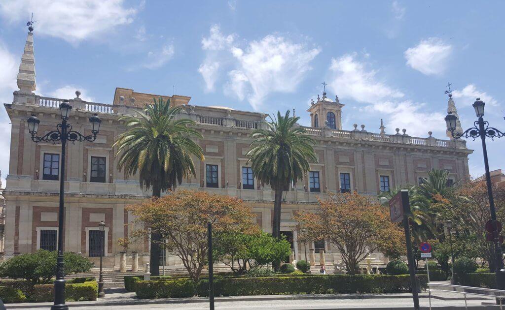 Das Archivo General de Indias