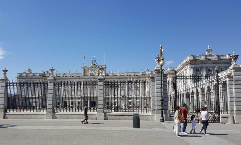 Der Palacio Real
