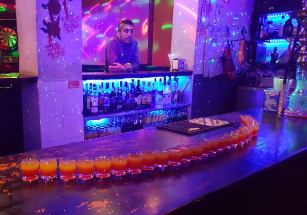 In der Bar Deseo