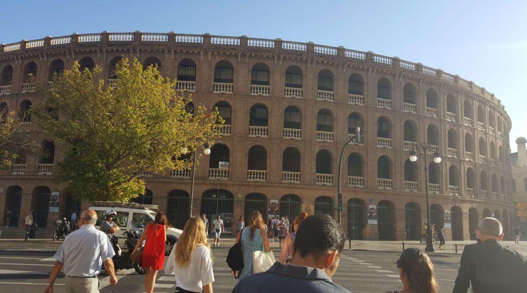 Die Stierkampfarena (Plaza de Toros)