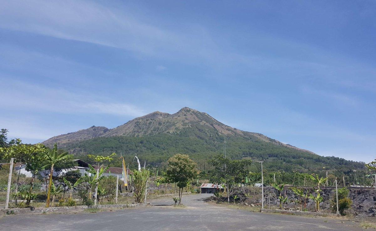Bali: Die Erklimmung des Gunung Batur