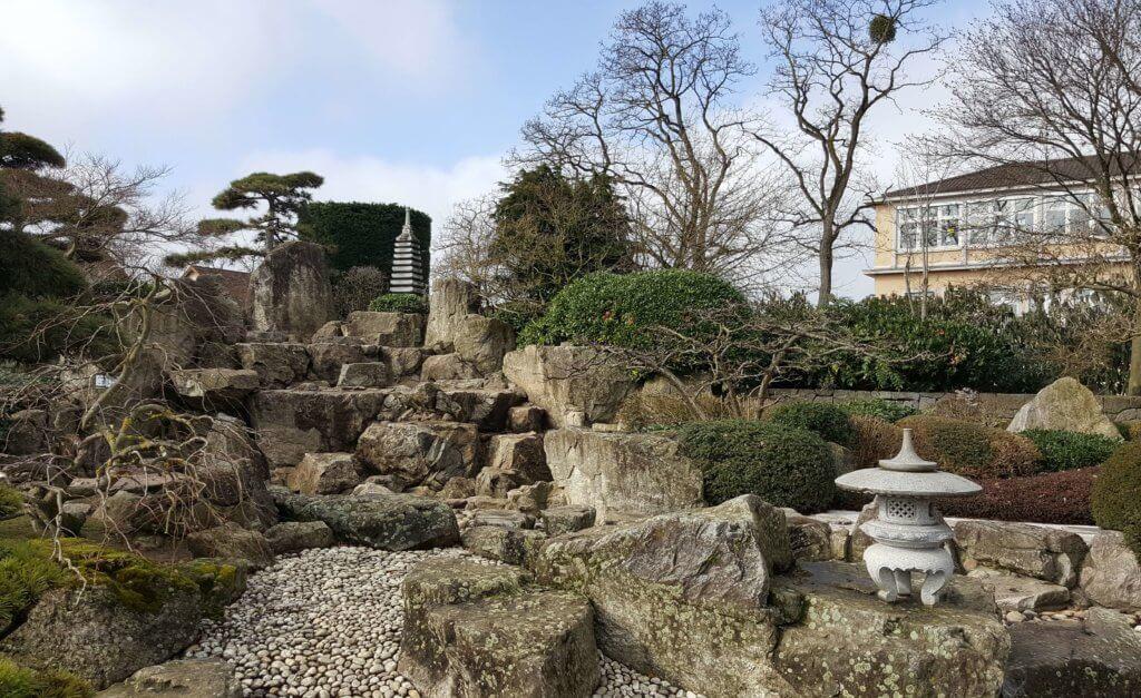 Japanischer Garten in Freiburg