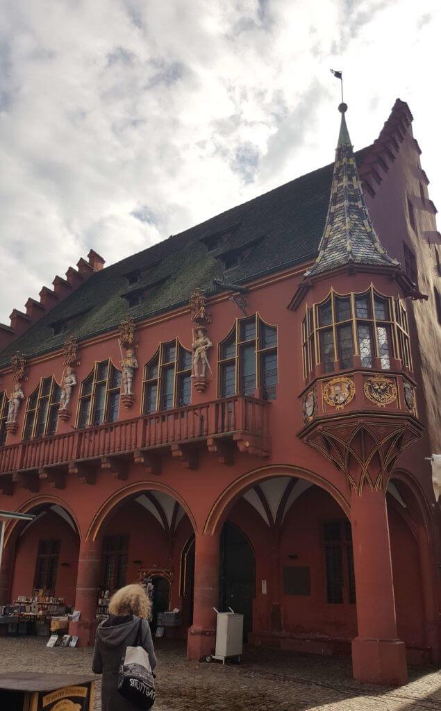 Das historische Kaufhaus