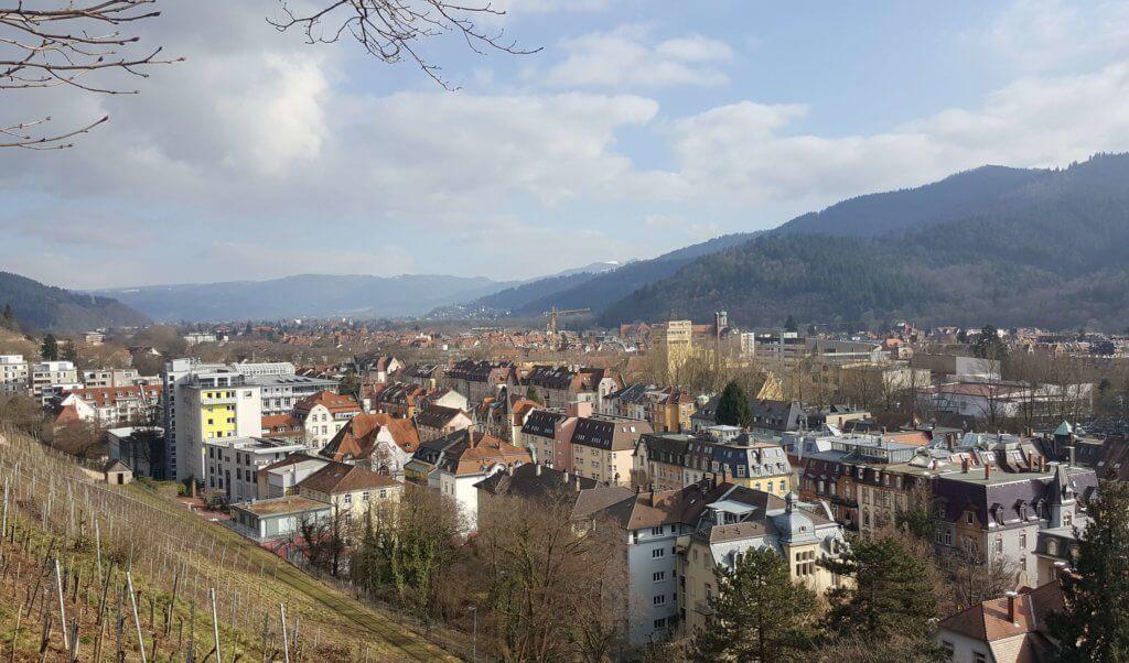Ausblick vom Schlossberg