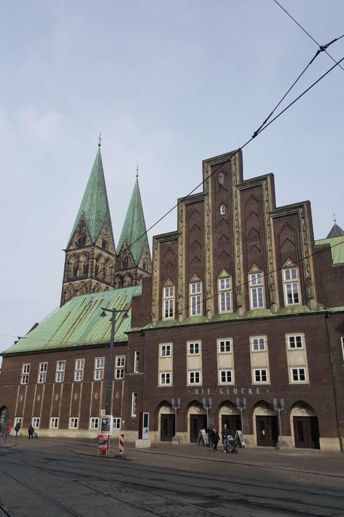 Die Glocke - Das Bremer Konzerthaus