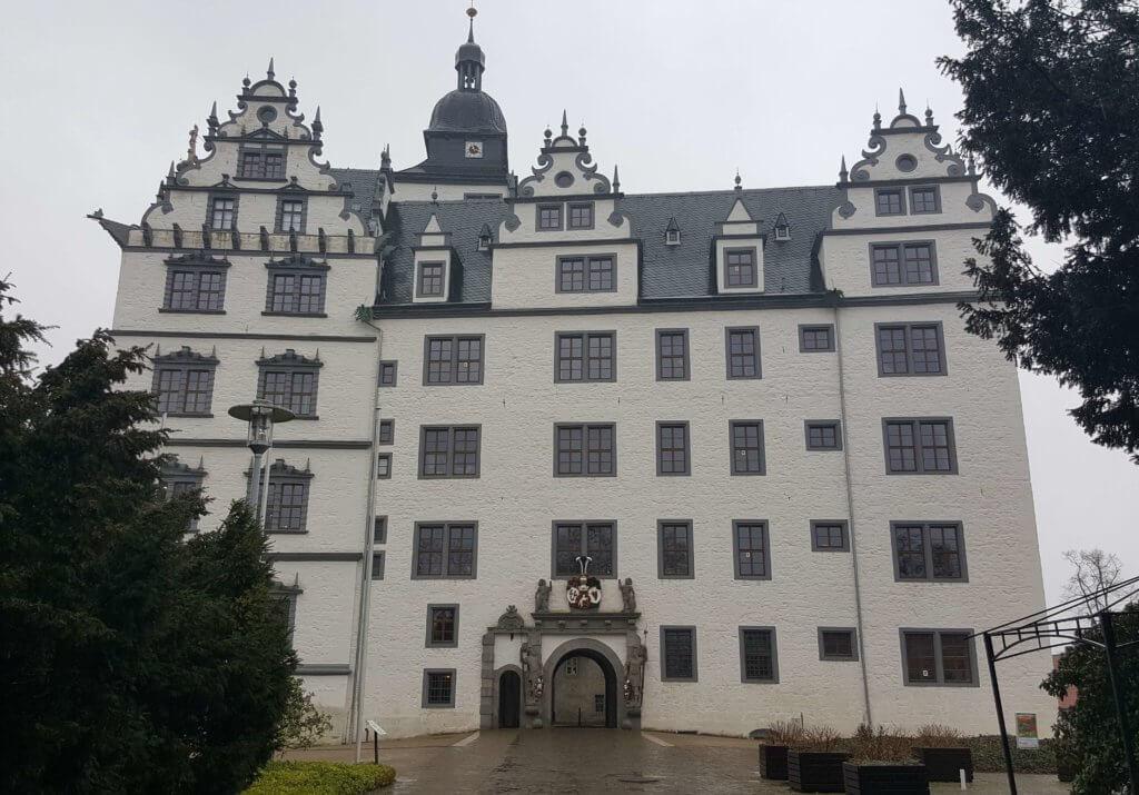 Das Schloss Wolfsburg