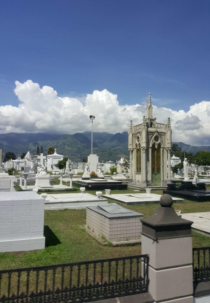 Der Cementerio General de San José
