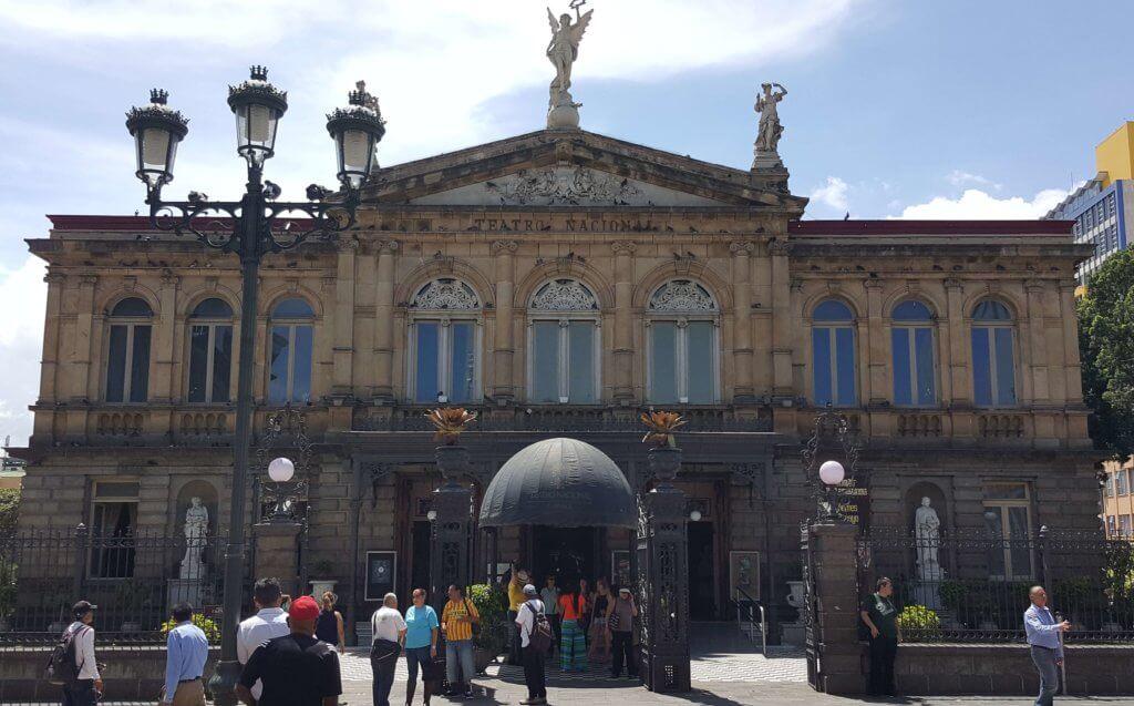 Das Teatro Nacional in San José