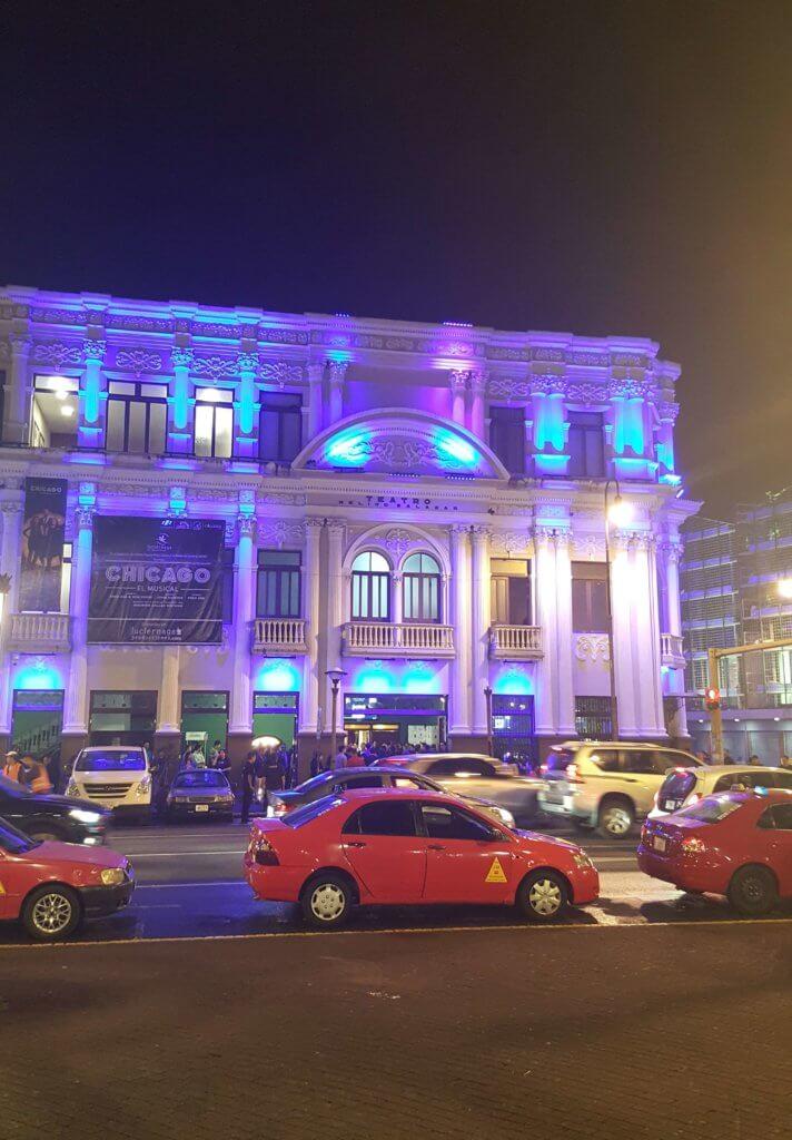 Teatro Popular Melico Salazar in San José