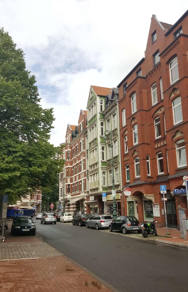In Hannover-Linden