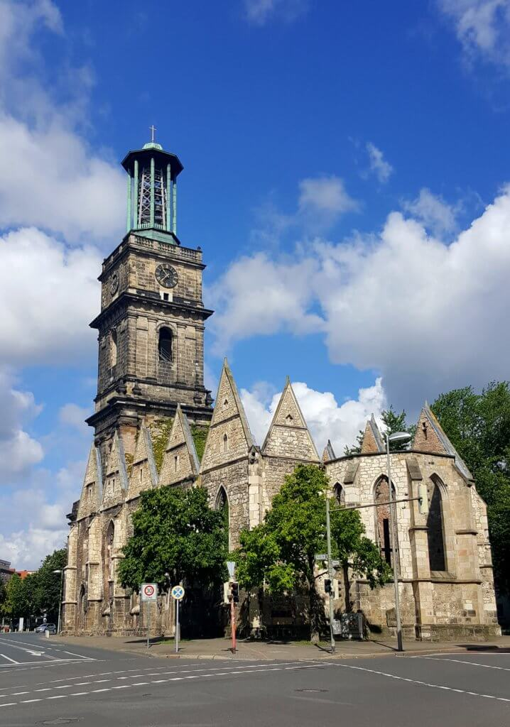 Die Aegidienkirche
