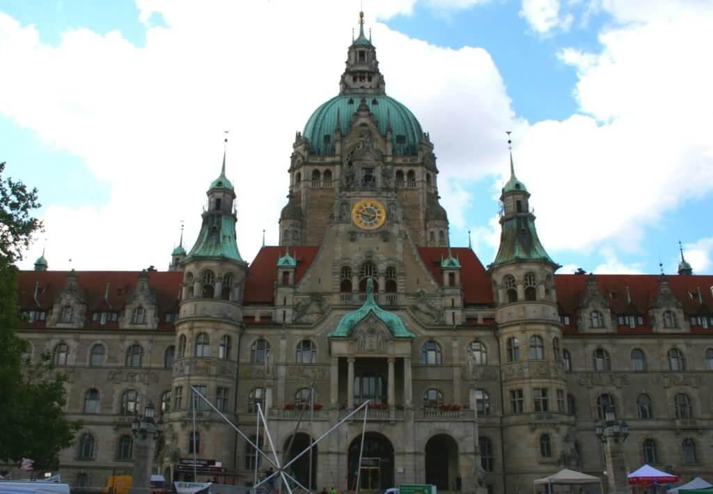 Das Neue Rathaus