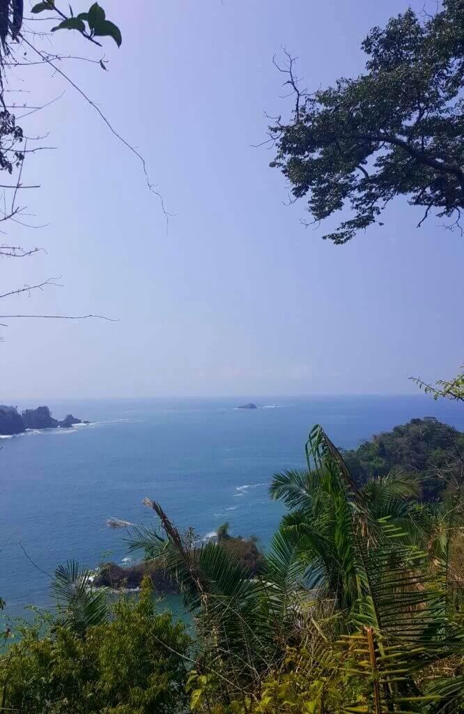 Ausblick auf den Pazifik
