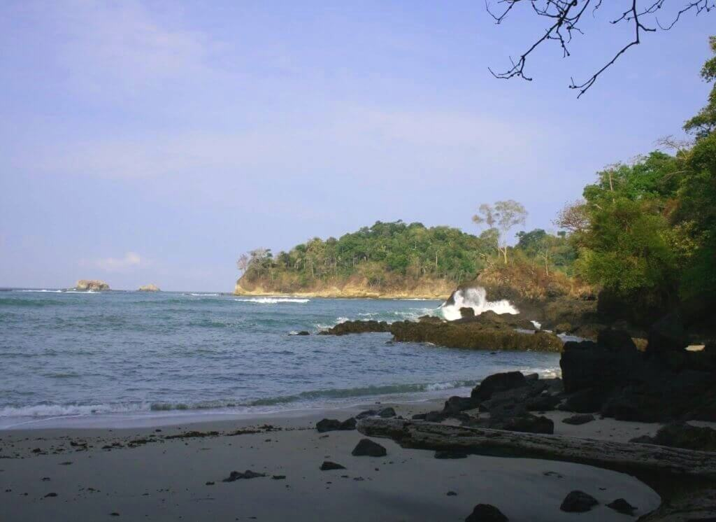 Der Strand Puerto Escondido