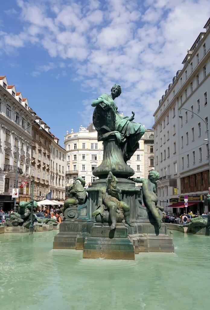 Der Donnerbrunnen