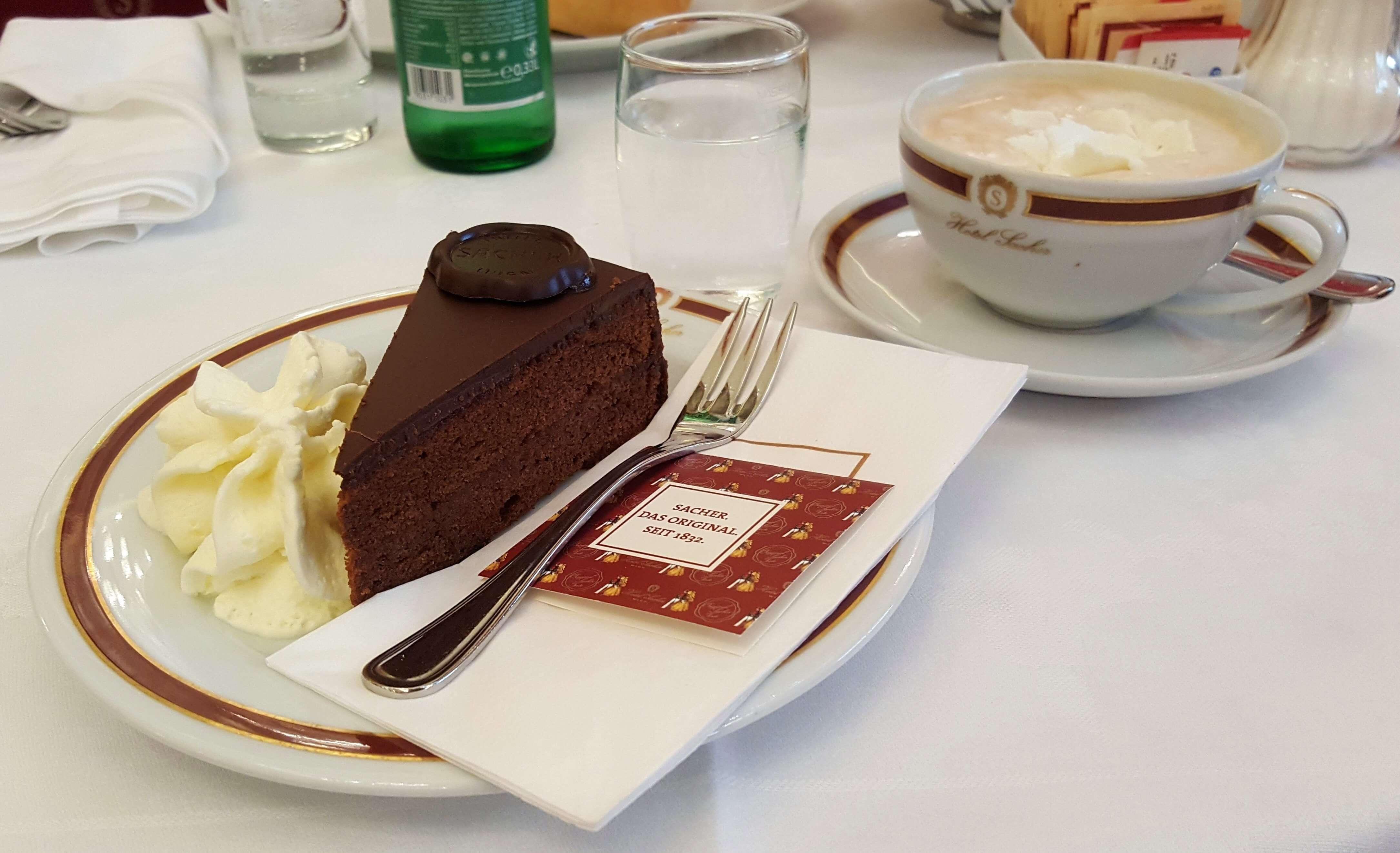 Original Sacher Torte Eduard Sacher Torte Oder Doch Imperial Torte
