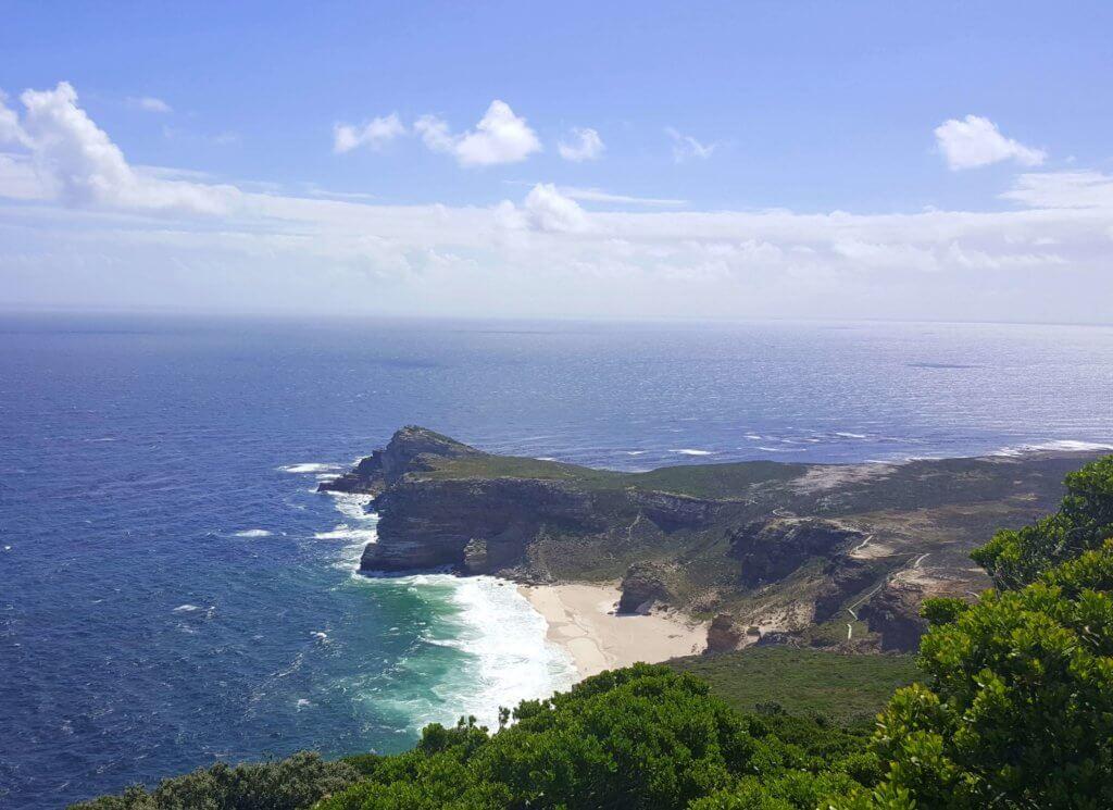 Am Kap der guten Hoffnung - der südwestlichste Punkt Afrikas