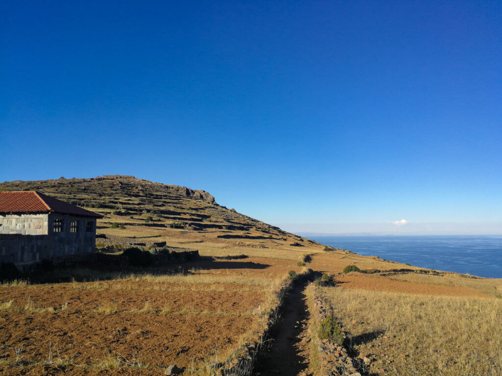Wandern auf Amantani