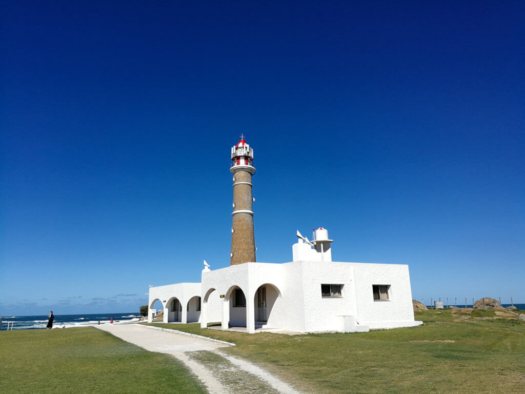 Leuchtturm in Cabo Polonio