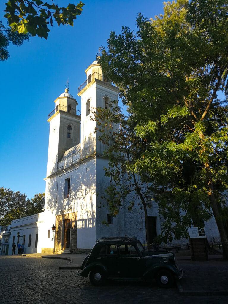 Kathedrale in Colonia del Sacramento