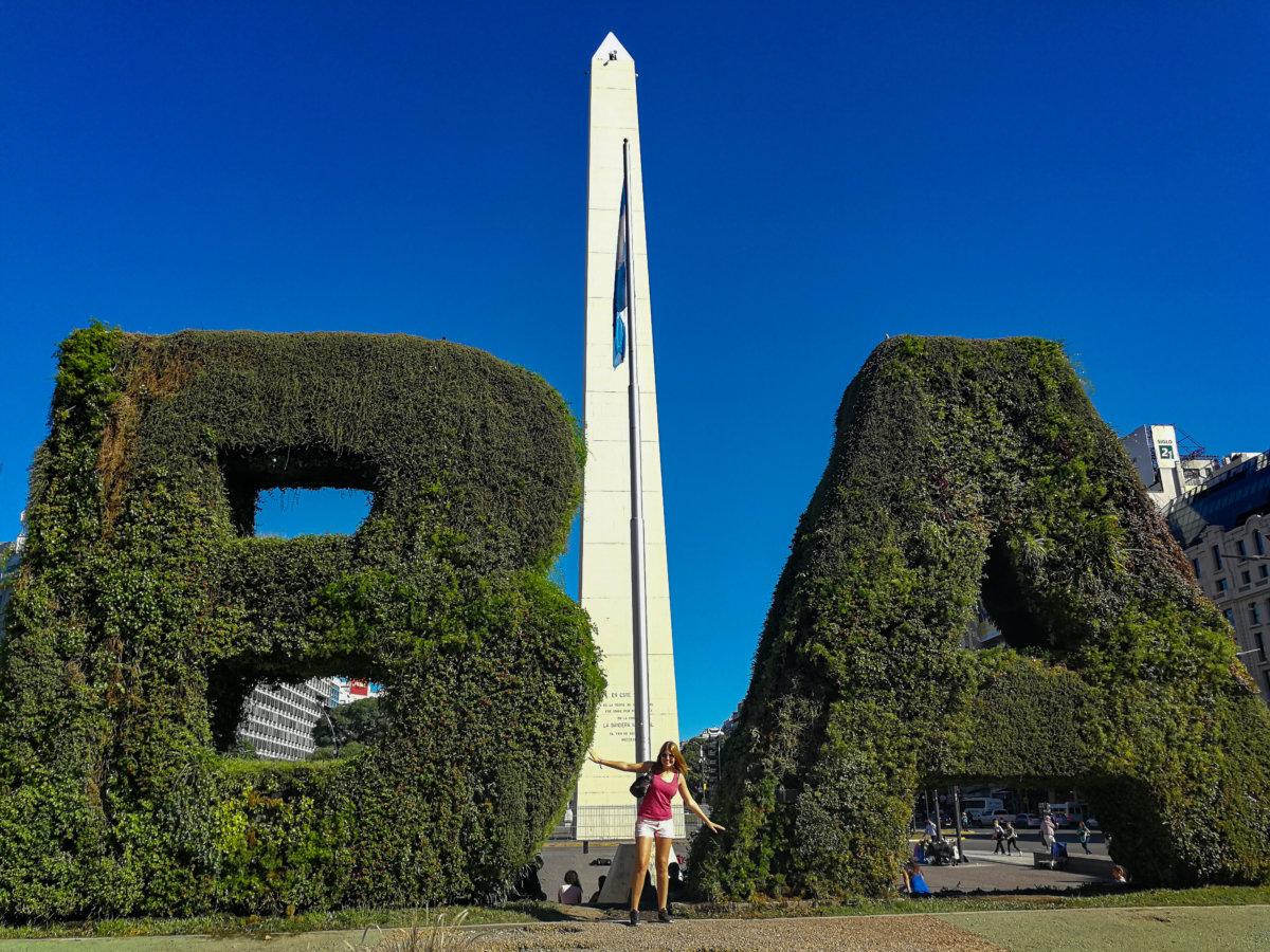 Weltreise -> Argentinien: Erlebnisse, Route, Kosten