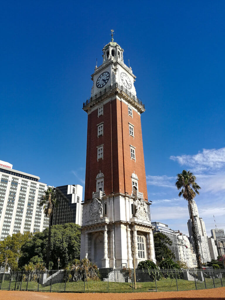 Torre Monumental Buenos Aires