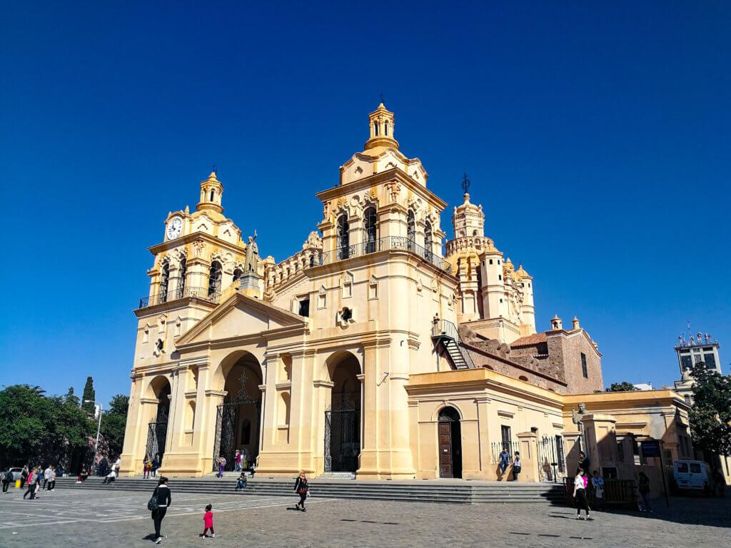Kathedrale in Córdoba