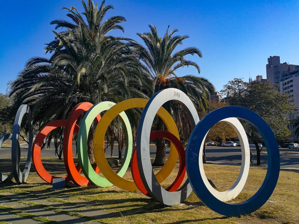 Park in Córdoba