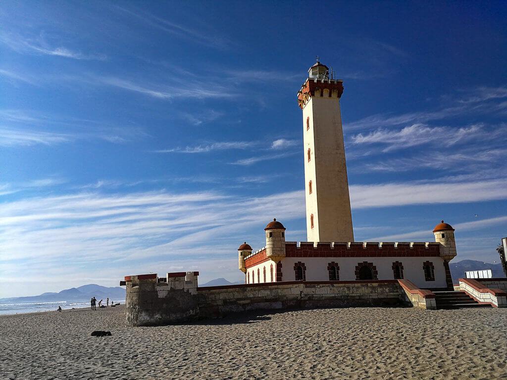 Leuchtturm in La Serena