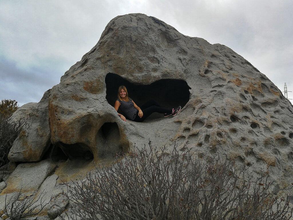 Zoologico de Piedras, Caldera