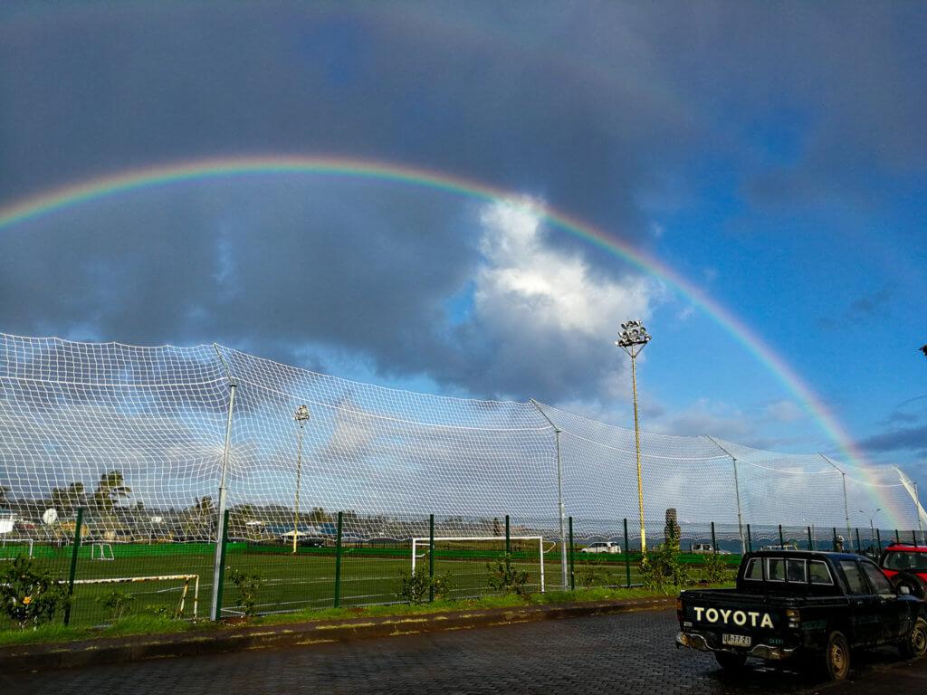 ein toller Regenbogen