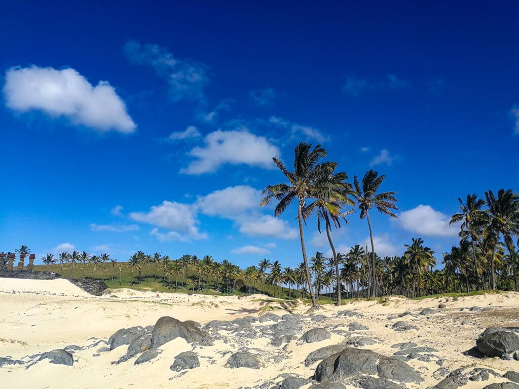 Strand auf der Osterinsel
