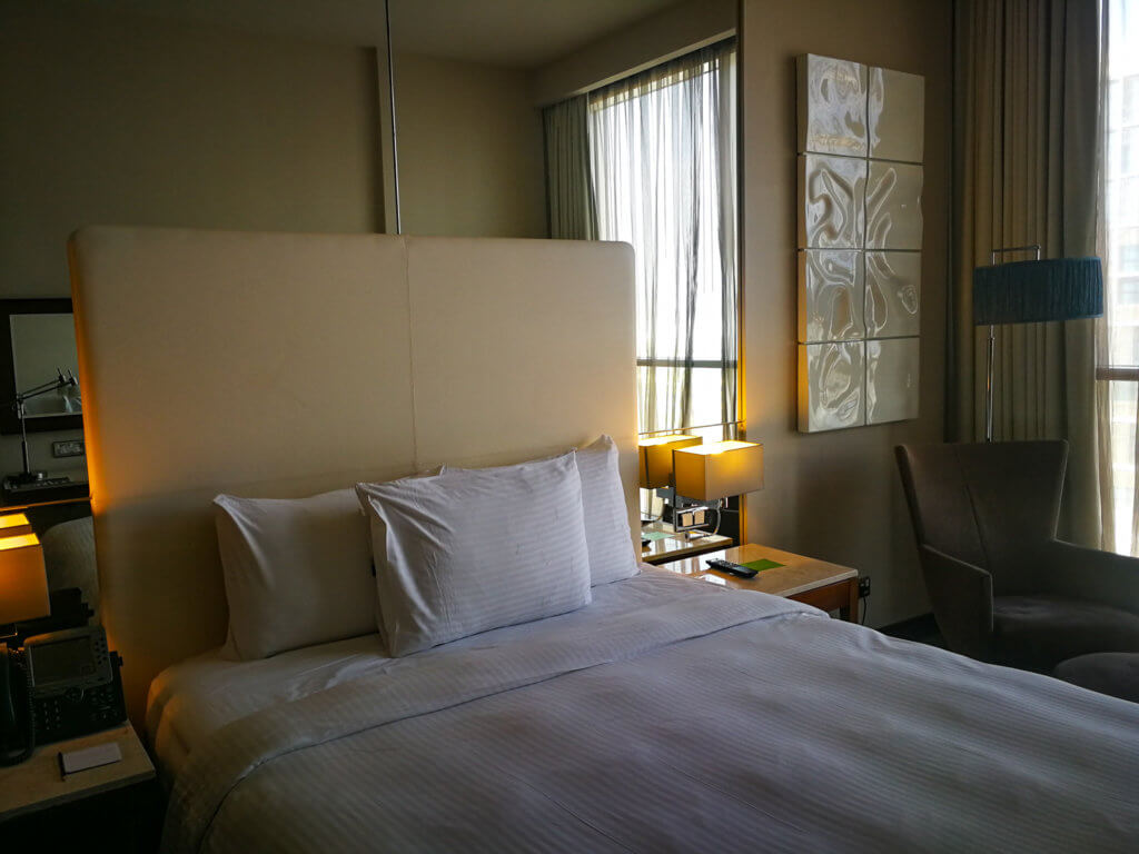 Mein Zimmer im Centro Yas Island