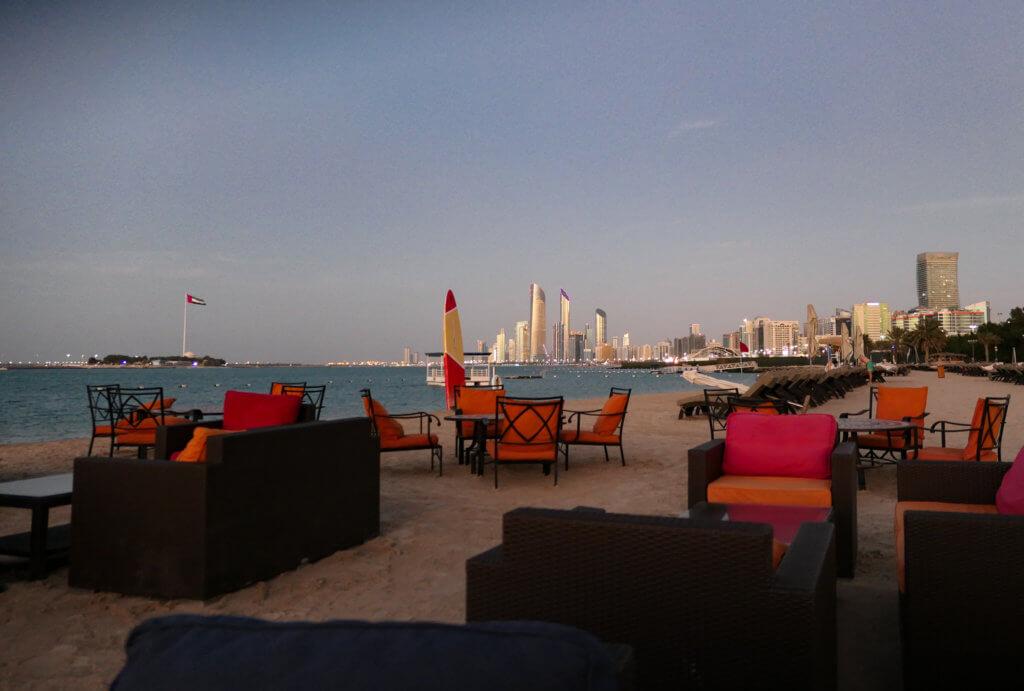 Im Hilton Abu Dhabi