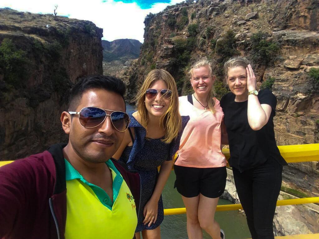Weintour in Tarija