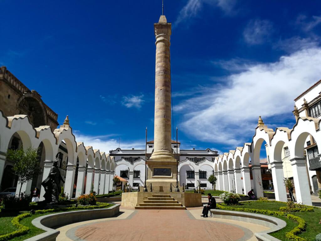 Potosí - die höchstgelegene Großstadt der Welt