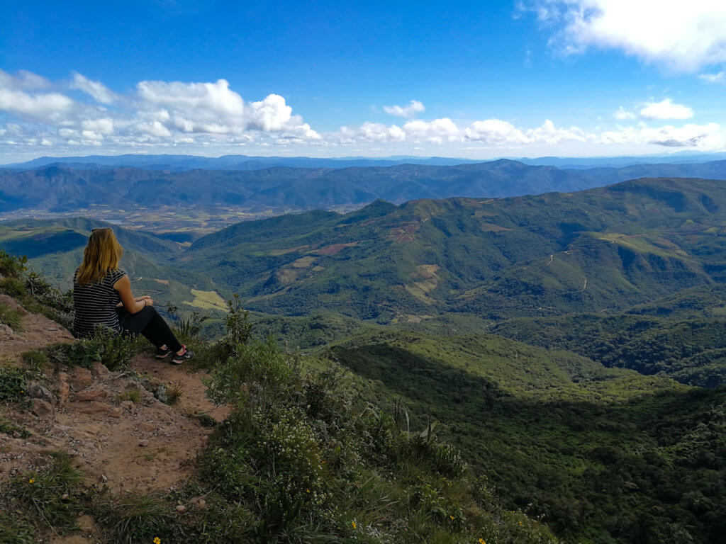 im Amboró-Nationalpark