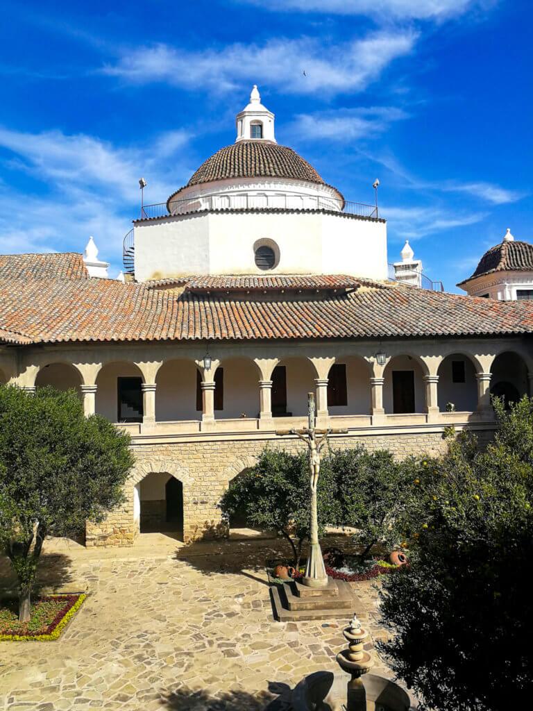 Santa Teresa Kloster in Cochabamba