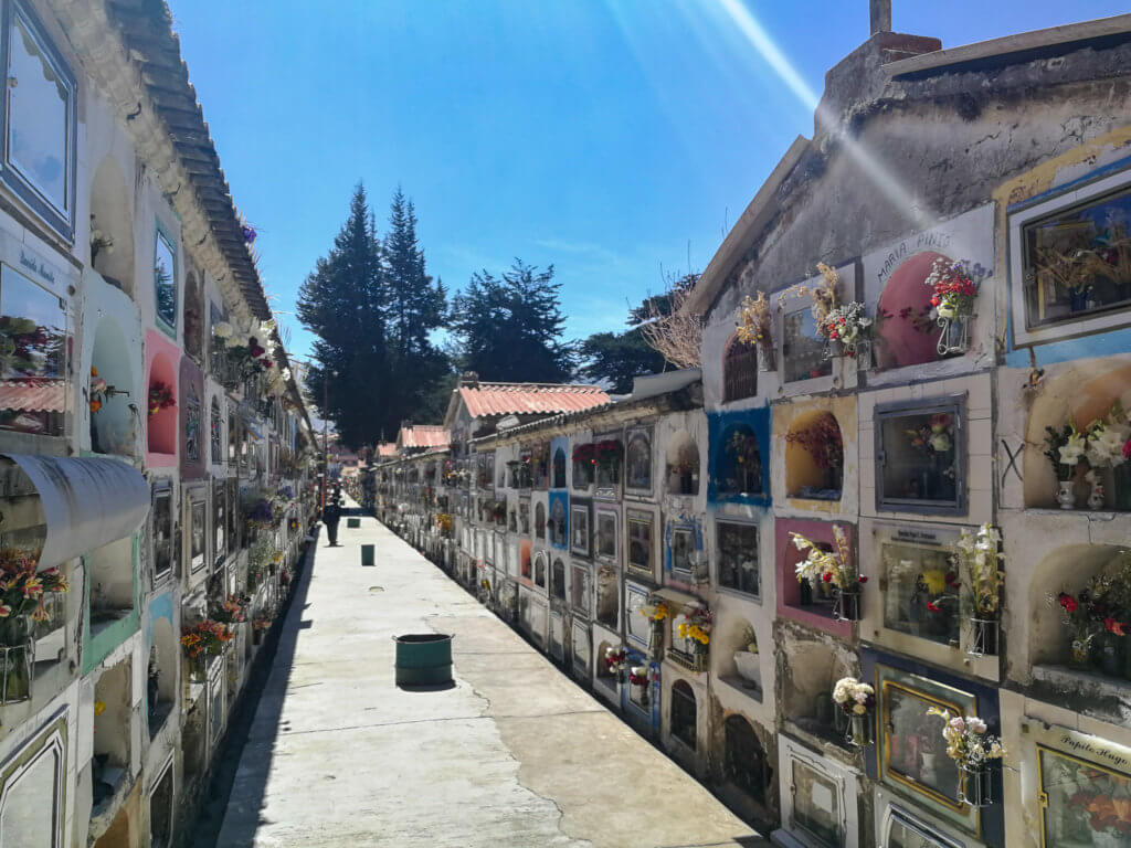 Friedhof in La Paz
