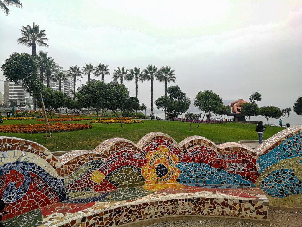 Parque de Amor Lima