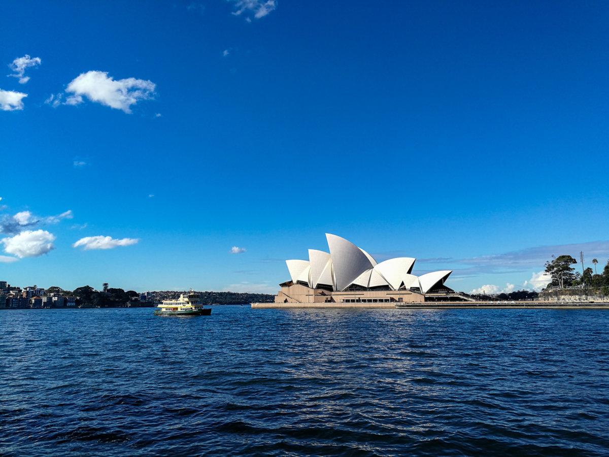 Weltreise -> Australien: Erlebnisse, Route, Kosten