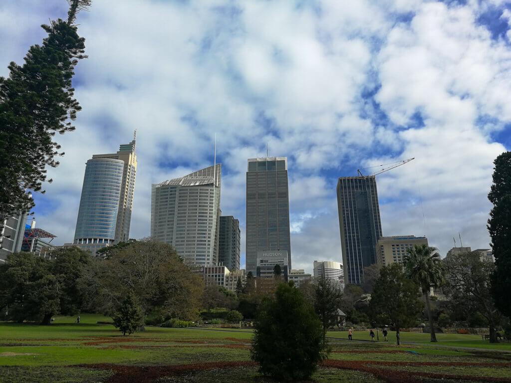 Botanical Garden Sydney