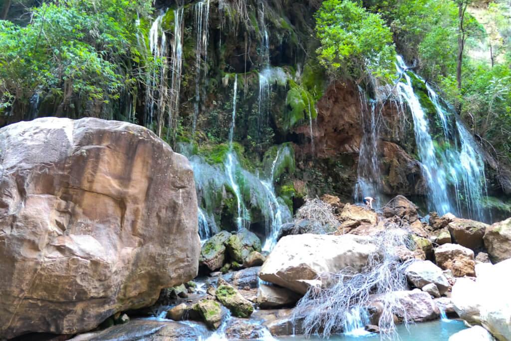 Wasserfall El Vergel