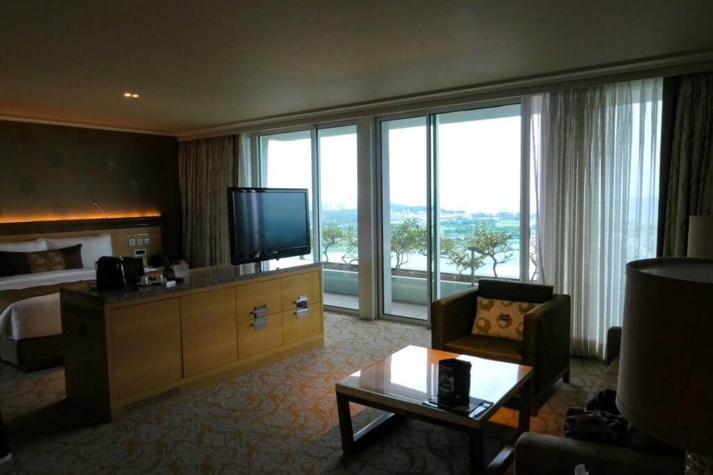 unsere Suite im Marina Bay Sands